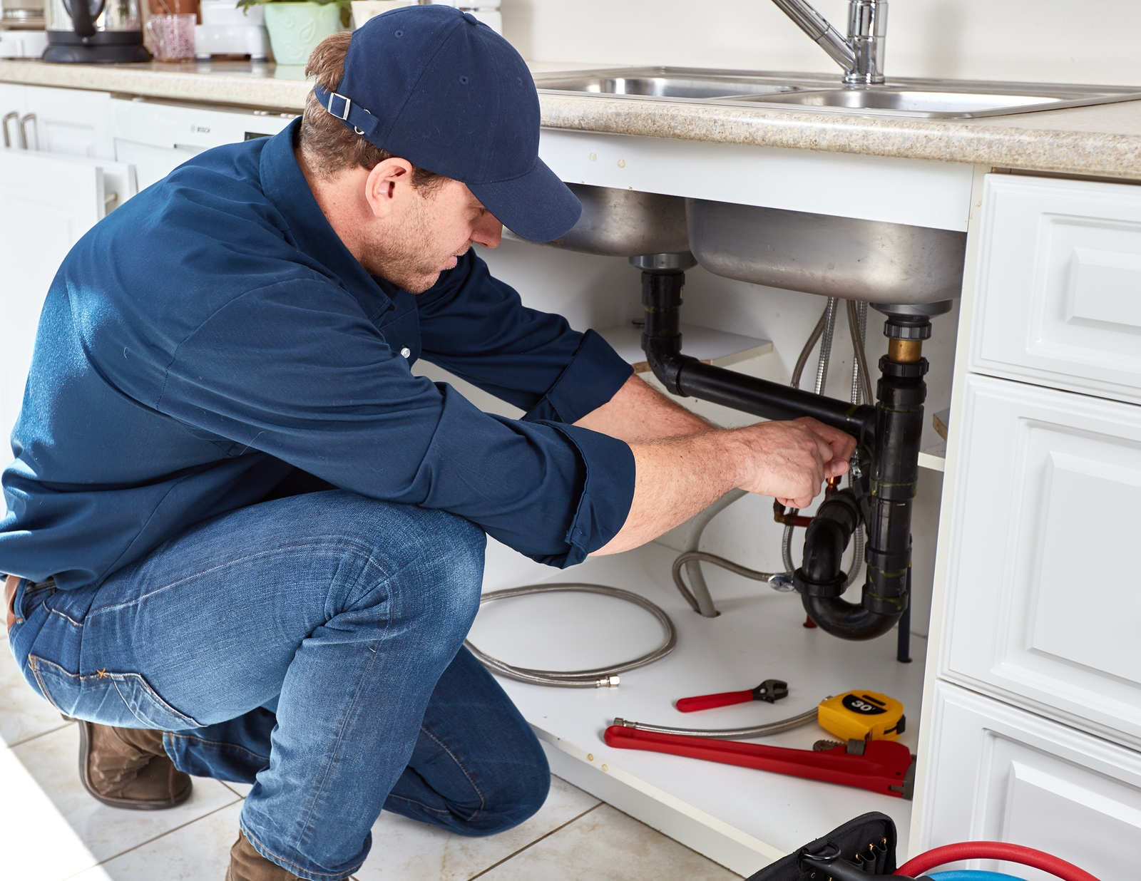 Find a Residential Plumber in White Bluff, Dickson or Franklin, TN
